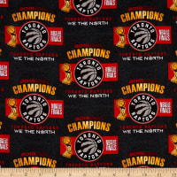 2019 NBA Championship Toronto Raptors Cotton