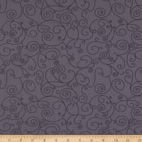 "Westrade 110"" Wide Quilt Back Willow Pewter"