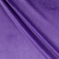 Rich Minky Smooth Purple