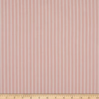 Covington New Woven Ticking Stripe Bella Pink