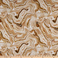 P&B Textiles Fluidity Agate Light Brown