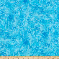P&B Textiles Fracture Texture Teal