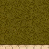 Stoffabric Denmark Colourflow Leaves Forest