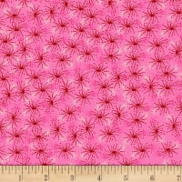 Stoffabric Denmark Blooming Garden Small Flowers Pink