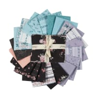 Stoffabric Denmark Ruby Rose Assorted Fat Quarters 20pc