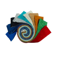 "P&B Textiles Color Weave  2.5"" Strips 40pc"