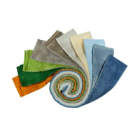 "P&B Textiles Suede Medley 2.5"" Strips 40 pc"