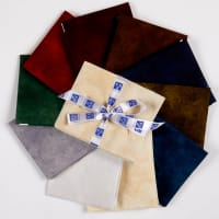 "P&B Textiles Suede 18"" Fat Quarters 10 pcs"