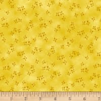 Stoffabric Denmark Flowers Yellow