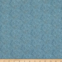 Lake Effects Wood Texture Blue