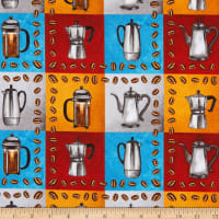 Brewed Awakenings Coffee Pots Grey