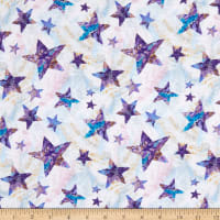Unicorn-ocopia Digital Stars Purple