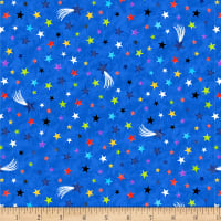 Lost In Space Multi Colored Stars Royal