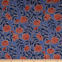 Liberty Fabrics Tana Lawn Frieze Purple