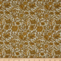 Liberty Fabrics Tana Lawn Sambourne Yellow