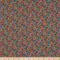 Liberty Fabrics Tana Lawn Derby Day Fuchsia/Green