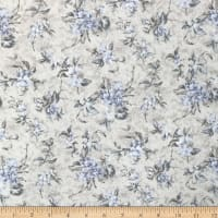 Oasis Serenity Floral Taupe