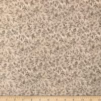 Oasis Serenity Tiny Floral Brown