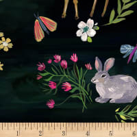 Dear Stella Digital Woodland Fairytale Forest Multi