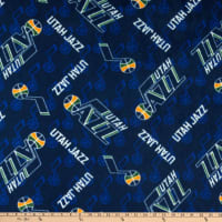 NBA Utah Jazz Fleece Multi