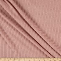 Splendid Apparel 4x2 Loose Rib Knit Blush