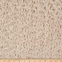 Shannon Minky Luxe Cuddle Frosted Rose Camel/Beige