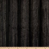 Shannon Minky Luxe Cuddle Fringe Charcoal