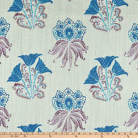 Lacefield Designs The English Room Dehli Periwinkle