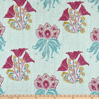 Lacefield Designs The English Room Dehli Fuchsia