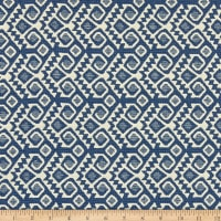 AMERICAN MADE Artistry Tribal Southwest Yiska Jacquard Sapphire
