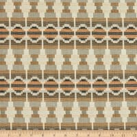 AMERICAN MADE Artistry Tribal Southwest Yanaha Jacquard Flax