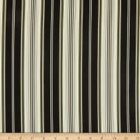 Michael Miller Beginnings Stripe Black