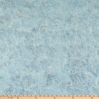 Island Batik Blueberry Patch Grass Shark