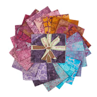 Island Batik Electric Desert Fat Quarter EXCLUSIVE Fat Quarter Bundle - 20 pieces