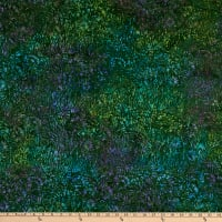 Island Batik Enchanted Forest Wildflower Mardigras