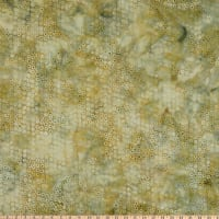Island Batik Quiet Shades Cherrios Juniper