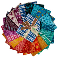 Island Batik Little Sir, Little Miss Fat Quarter EXCLUSIVE Fat Quarter Bundle - 20 pieces