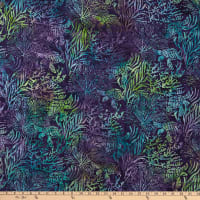Island Batik Magical Reef Grape Turtles