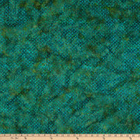 Island Batik Magical Reef Scales Bermuda