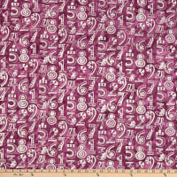 Island Batik Little Sir, Little Miss Mauve Numbers
