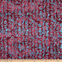 Island Batik Little Sir, Little Miss Raisin Numbers