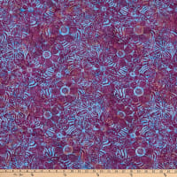 Island Batik Tweet Jelly Flower Zebra