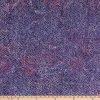 Island Batik Tweet Grape Spots