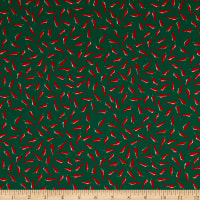 Baxter Mill Santa Fe Christmas Hot Chili Peppers Green