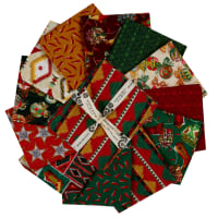 Baxter Mill Santa Fe Christmas 12pc Bundle Multi