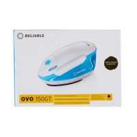 Reliable Ovo Compact Iron and Steamer