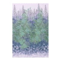 Kaufman A Walk on the Path Metallic Trees Periwinkle