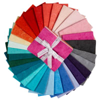 Kaufman Fat Quarter Bundles Quilters Linen 29pcs