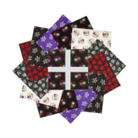 "CBS Remake 10"" Squares Multi 42 pcs"