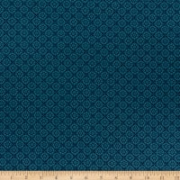Camelot Turtle Cove Tonal Tiling Teal